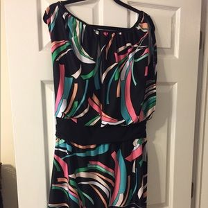 Colorful fun dress